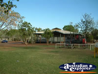 Visitors Centre at Halls Creek . . . CLICK TO ENLARGE
