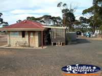 Balladonia Caravan Park Reception . . . CLICK TO ENLARGE