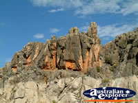 Amazing Rock Formations at Fitzroy Crossing Geikie Gorge . . . CLICK TO ENLARGE