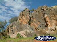 Fitzroy Crossing Geikie Gorge Amazing Rock Walls . . . CLICK TO ENLARGE
