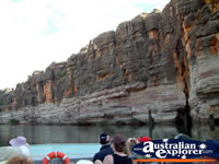 Travelling Through Fitzroy Crossing Geikie Gorge . . . CLICK TO ENLARGE