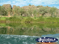 Fitzroy Crossing and Geikie Gorge's Amazing Views . . . CLICK TO ENLARGE