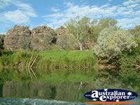 Western Australias Amazing Fitzroy Crossing and Geikie Gorge . . . CLICK TO ENLARGE