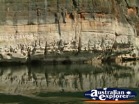 Fitzroy Crossing and Geikie Gorge Close Up Shot . . . CLICK TO ENLARGE