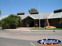 Fitzroy Crossing Tourism Centre . . . CLICK TO ENLARGE