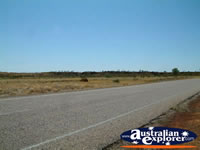 Road Before Fitzroy Crossing  . . . CLICK TO ENLARGE