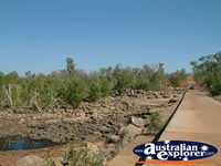 Mary Pool Landscape on Way to Fitzroy Crossing . . . CLICK TO ENLARGE