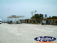 Roadhouse in Nullarbor . . . CLICK TO ENLARGE