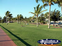 Park near Cable Beach in Broome . . . CLICK TO ENLARGE