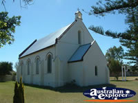 Dongara Church . . . CLICK TO ENLARGE