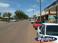 Street in Morawa . . . CLICK TO ENLARGE