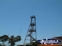 Port Hedland Viewing tower . . . CLICK TO ENLARGE