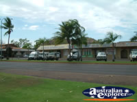 View of Kununurra Street . . . CLICK TO ENLARGE