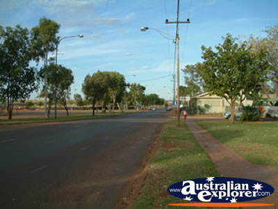 Halls Creek Street . . . CLICK TO VIEW ALL HALLS CREEK POSTCARDS