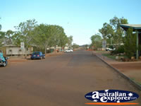 Street View of Halls Creek . . . CLICK TO ENLARGE