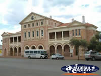 Old Building in Coolgardie . . . CLICK TO ENLARGE