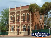 Coolgardie Old Building . . . CLICK TO ENLARGE