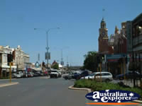 View Down Kalgoorlie Street . . . CLICK TO ENLARGE