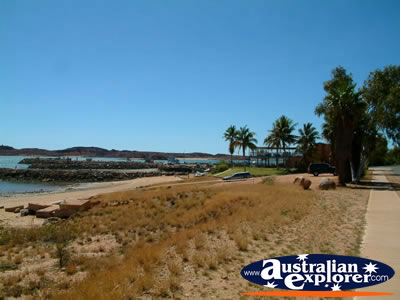 Dampier Coast . . . CLICK TO VIEW ALL DAMPIER POSTCARDS