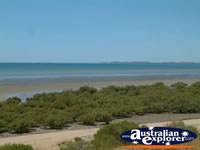 Karratha Mud Flats and Beach View . . . CLICK TO ENLARGE