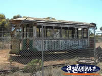 Kalgoorlie Old Tram . . . CLICK TO ENLARGE