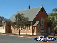 Kalgoorlie Church . . . CLICK TO ENLARGE