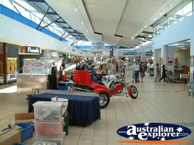 Perth Floreat Mall . . . CLICK TO VIEW ALL PERTH (SHOPPING) POSTCARDS