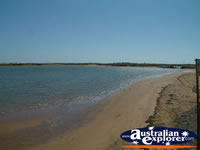 View From Carnarvon Foreshore . . . CLICK TO ENLARGE