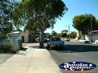 Carnarvon Street in Western Australia . . . CLICK TO ENLARGE