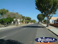 Carnarvon Street in Broome . . . CLICK TO ENLARGE