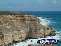 View of Kalbarri Cliffs . . . CLICK TO ENLARGE