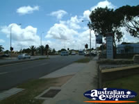 View Down Geraldton Street . . . CLICK TO ENLARGE