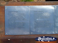 Greenough Plaque . . . CLICK TO ENLARGE