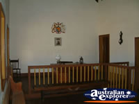 Inside of Greenough Police Station And Gaol . . . CLICK TO ENLARGE