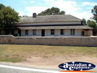 Greenough Police Station . . . CLICK TO ENLARGE
