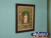 Greenough Presbytery Wall Hanging . . . CLICK TO ENLARGE