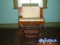 Greenough Presbytery Piano Inside . . . CLICK TO ENLARGE