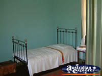 Greenough Presbytery Bed . . . CLICK TO ENLARGE