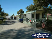 Cabins Greenough Rivermouth Caravan Park . . . CLICK TO ENLARGE
