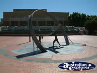 Geraldton HMAS Sydney Memorial . . . CLICK TO ENLARGE