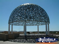 Geraldton HMAS Sydney Memorial Monument . . . CLICK TO ENLARGE