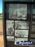 Geraldton HMAS Sydney Memorial Photos . . . CLICK TO ENLARGE