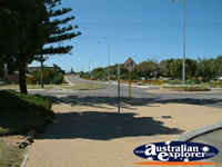 Geraldton Street in Western Australia . . . CLICK TO ENLARGE
