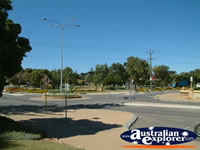 Geraldton Street in WA . . . CLICK TO ENLARGE