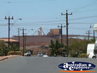 Port Hedland Mine . . . CLICK TO ENLARGE