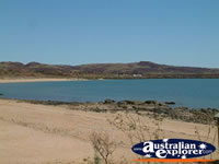 Dampier Coastline . . . CLICK TO ENLARGE