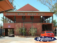 Whim Creek Pub on Way to Karratha . . . CLICK TO ENLARGE