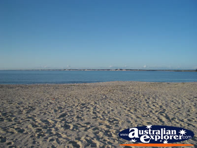Bunbury Koombana Beach View . . . VIEW ALL BUNBURY PHOTOGRAPHS