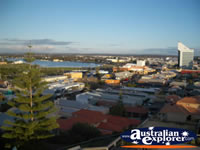 View over Bunbury from Marlston Hill Lookout . . . CLICK TO ENLARGE