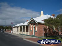 Courthouse Arts Complex in Busselton . . . CLICK TO ENLARGE
